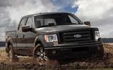Ford F150 2009-2014 Truck Factory Repair Service Manual