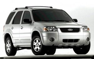 Ford Escape 2000-2007 Workshop Service Repair Pdf Manual