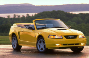 Ford Mustang 1994-99 Workshop Service Repair Manual