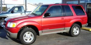 Ford Explorer 1996-2005 Workshop Service Repair Manual