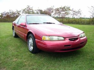 Ford Thunderbird 1983-1997 Workshop Service Repair Manual