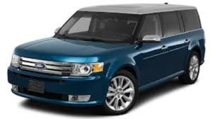 Ford flex 2009-2011 Workshop service repair pdf manual