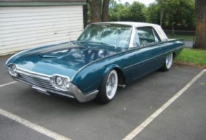 Ford thunderbird 1960-1963 workshop service repair manual