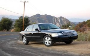 Ford Crown Victoria 2011 Workshop Service Repair Manual