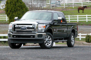 Ford F250 Super Duty 2011 Workshop Repair Service Manual