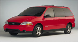 Ford Windstar 1998-2003 Workshop Service Repair Manual