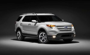 Ford Explorer 2011-2012 Workshop Repair Service Manual