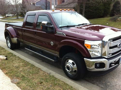 Ford F-350 Super Duty 2011 Workshop Service Repair Manual