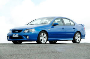 Ford Falcon BF 2006-2008 Workshop Service Repair Manual