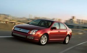 Ford Fusion 2008 Workshop Service Repair Manual